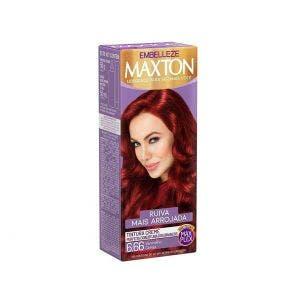 Tintura Maxton Especial 6.66 Vermelho Cereja