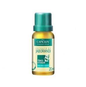 Tonico Capilar Capicilin Extrato De Jaborandi 20Ml