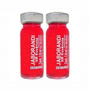 Vitamina Dermabel Jaborandi - 2 Unidades