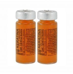 Vitamina Dermabel Keratina - 2 Unidades