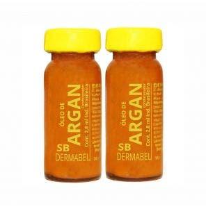 Vitamina Dermabel Óleo De Argan c/2un