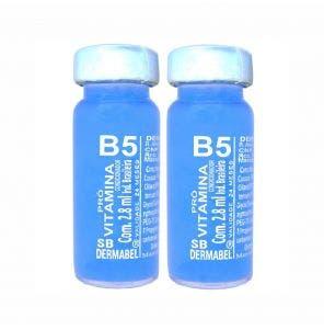 Vitamina Dermabel Pro-Vitamina B5 - 2 Unidades