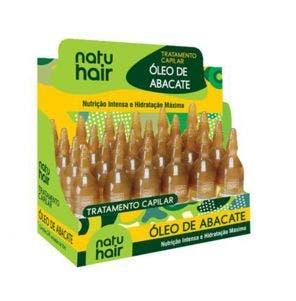 Vitamina Natuhair Oleo De Abacate 10Ml
