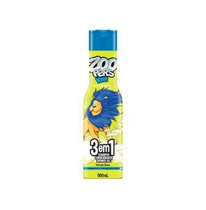 Shampoo Zoopers 3x1 500 Ml Shower Gel